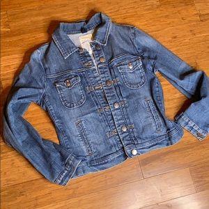 J Cree Factory Classic Denim Jacket